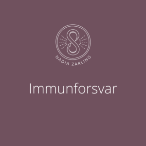immunforsvar